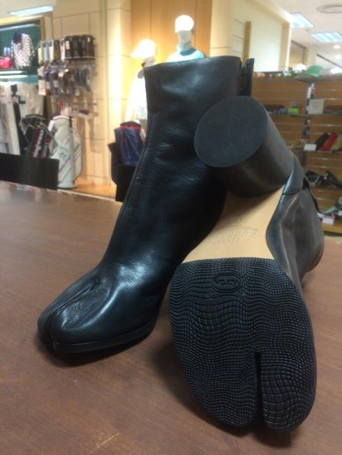 足袋ブーツ