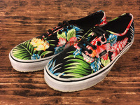 【新メニュー】VANS AUTHENTIC×撥水加工