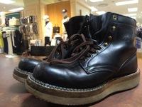 Whites Boots×vibram#1010オールソール