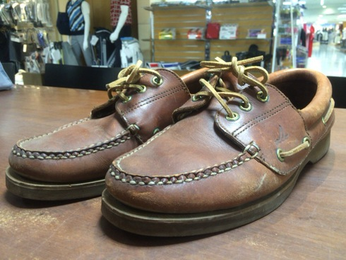 Sperry Top-Sider×vibram#2303アメオールソール