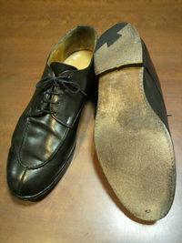 Lloyd Footwear×イタリーレザーオールソールetc