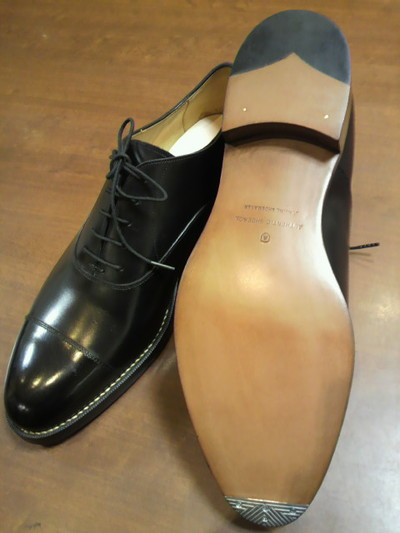AUTHENTIC SHOE&Co×ヴィンテージトゥスチール