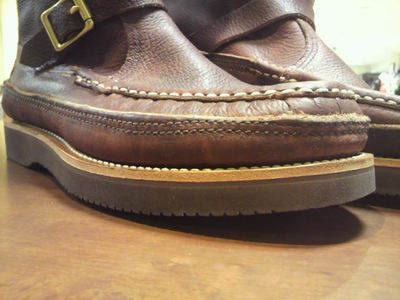 Russell Moccasin×vibram#2060