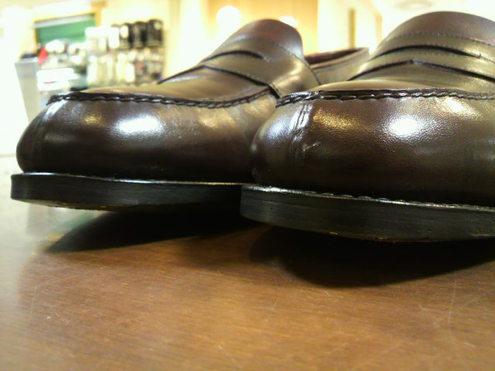 Lloyd Footwear×トゥブラス