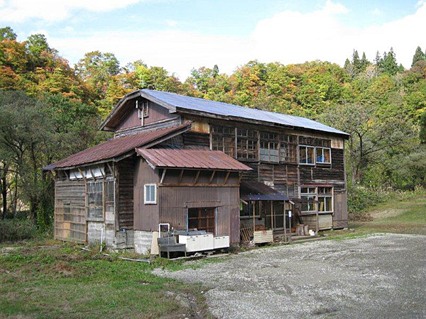 吉ヶ平山荘
