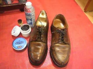 靴のお手入れ教室参加予約開始です。
