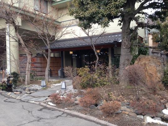 上山田温泉