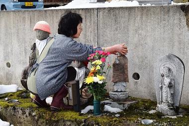 春近くなった下田郷
