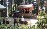 八木神社恒例の例祭