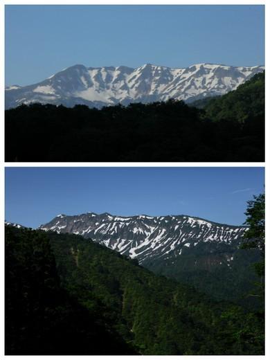 継之助の道を行く follow the old road of Tsugunosuke