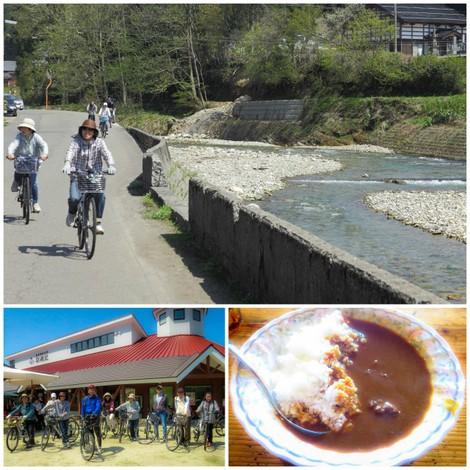 しただ郷サイクリング Cycling in Shitada