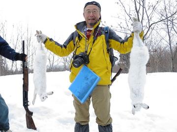 猟師に学ぶ下田の山の歩き方