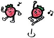 イチゴの農薬除去