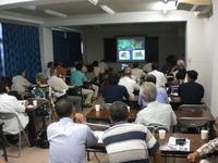 8月18日(土)山菜栽培講習会がありました。