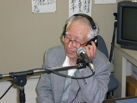 ラジオ出演~♪