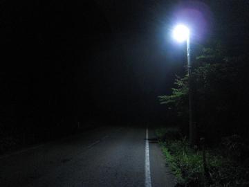 暗くあるべき夜を返して!