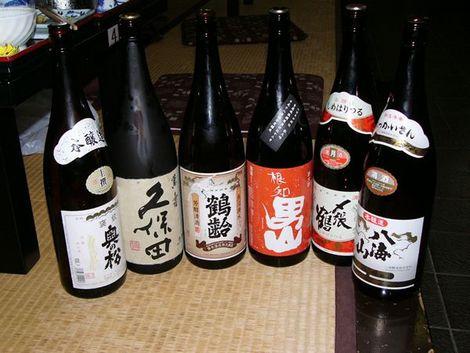新そばと日本酒を楽しむ会