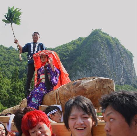 雨生の大蛇祭り(しただふるさと祭り)
