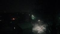 夜の底が白くなった…