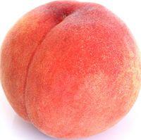 桃で夏バテ知らず。