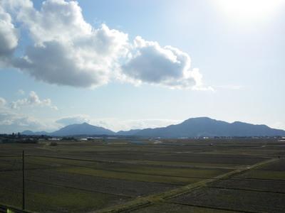 新潟らしい風景(新潟平野)