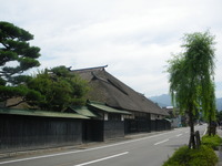 関川村米沢街道